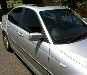 Auto Window Tinting Melbourne